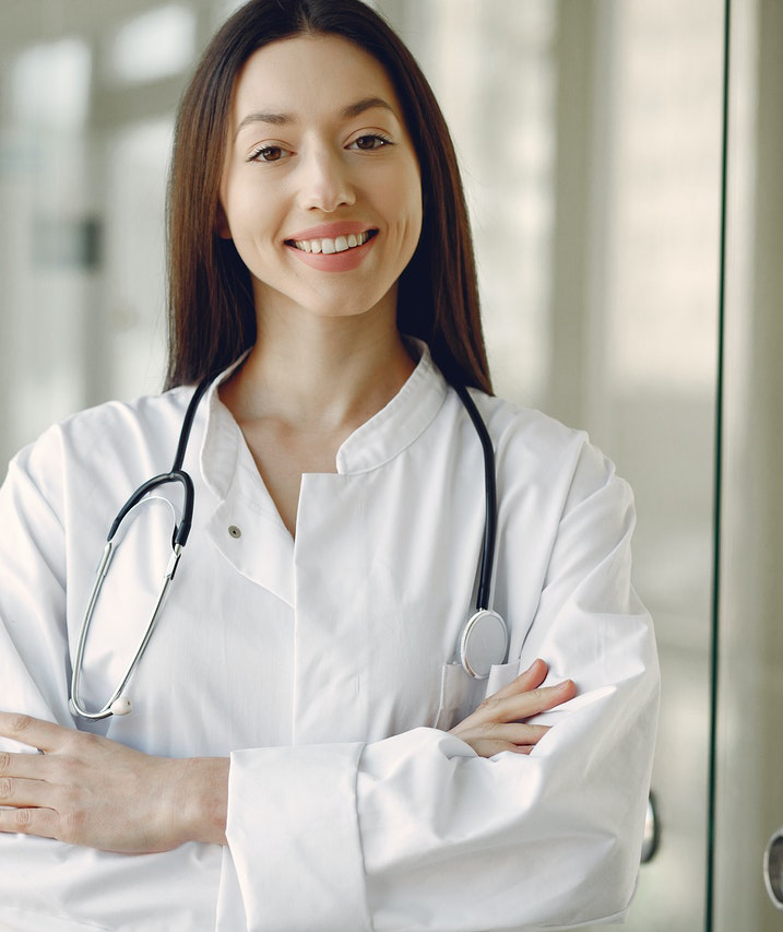 woman job doctor