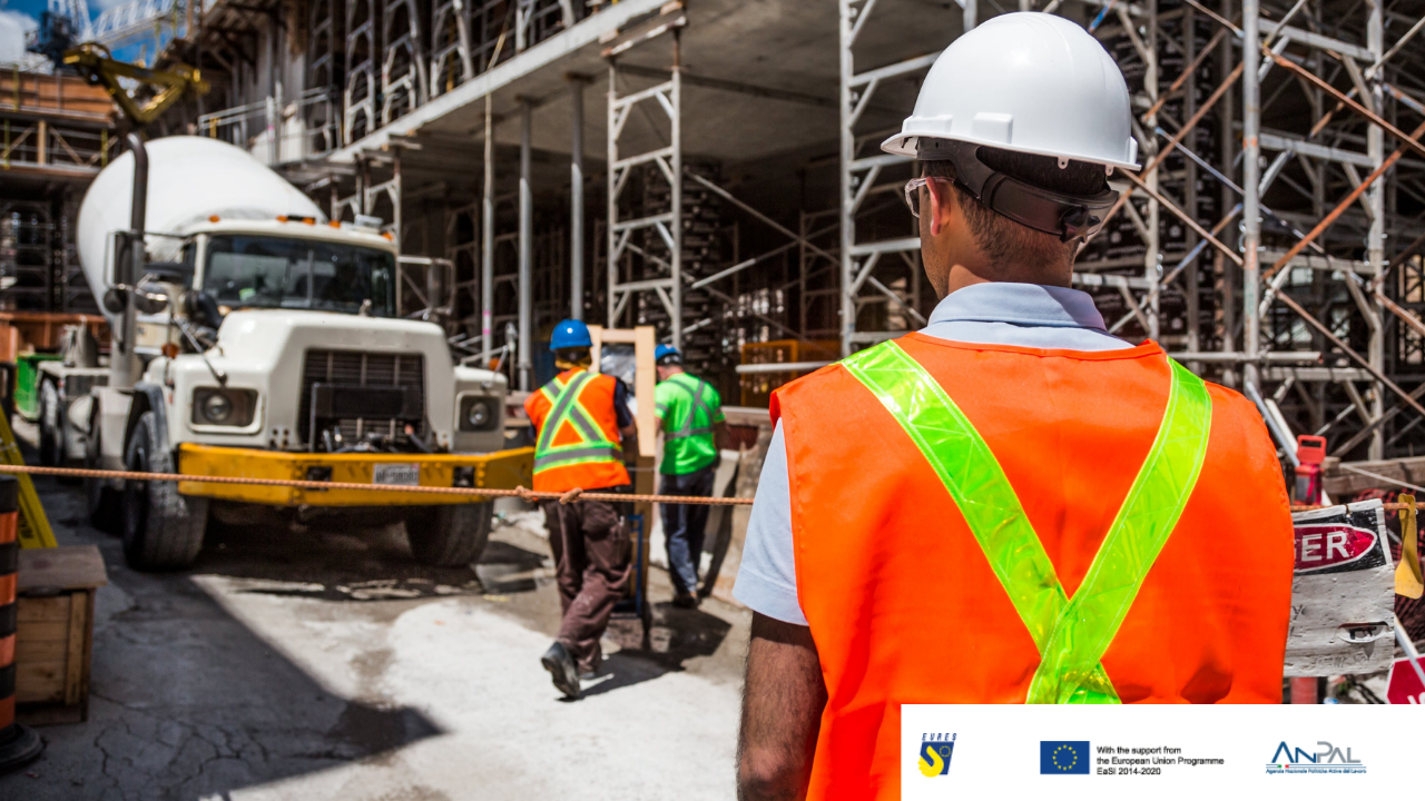 Are you looking for a job in the construction sector?