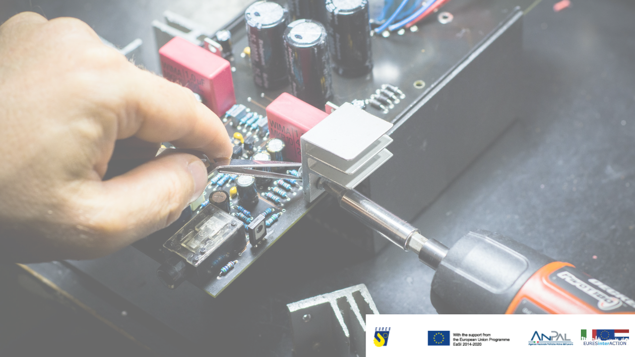 Are you looking for a job in mechatronics sector?